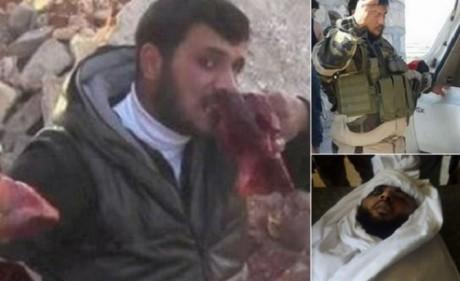 Le commandant du rebelle cannibale «modéré» syrien se serait vu accorder l'asile en France