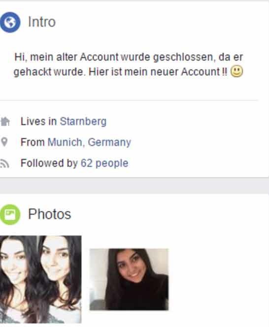 Le tireur de Munich a utilisé un profil féminin sur Facebook pour attirer ses victimes au McDo