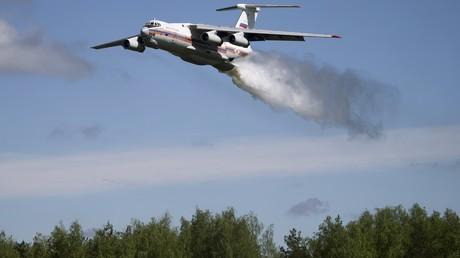 Un avion Il-76