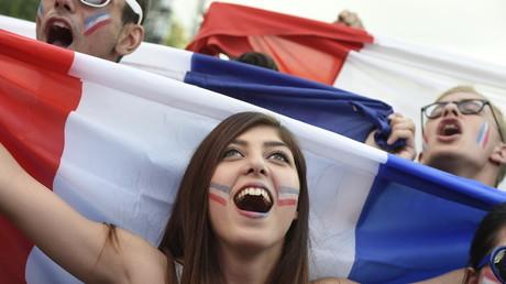 Euro 2016 : les supporters en effervescence avant le début du match France-Islande