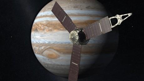 «Combustion achevée, orbite obtenue» : Juno prête à percer les mystères de Jupiter