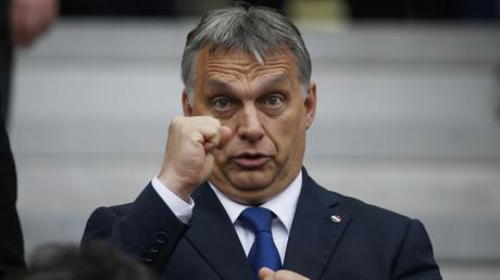 Viktor Orban, le président hongrois