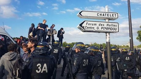 30 000 manifestants ont marché dans toute la France contre la loi Travail