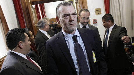 L'avocat de Salah Abdeslam Franck Berton
