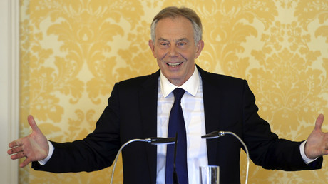Tony Blair s'expose à un procès à la Cour pénale internationale de La Haye
