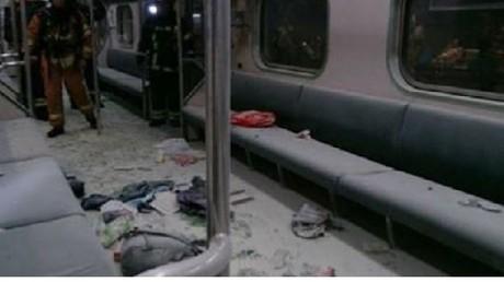 Une explosion dans un train de passagers à Taïwan fait 21 blessés (VIDEO, PHOTOS)