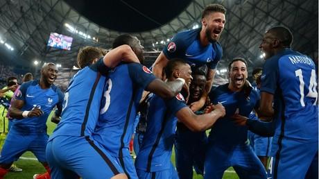 Tschüss : la France se débarrasse de la malédiction allemande et fonce en finale de son Euro 2016 !