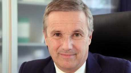 Nicolas Dupont-Aignan, président de Debout la France et candidat à l'élection présidentielle de 2017, a reçu RT France pour un entretien d'actualité
