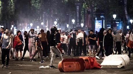 Un mort à Belfort dans des affrontements après le match Allemagne-France