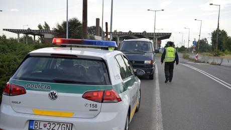 Course-poursuite entre policiers et migrants en Slovaquie : sept blessés, dont cinq enfants