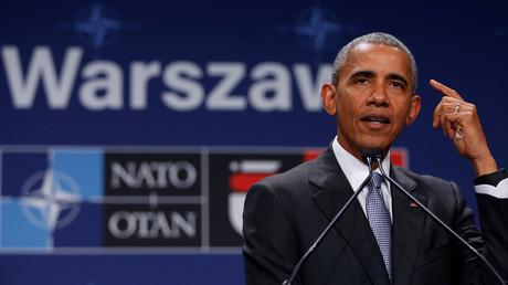 «L'OTAN, c'est l'empire américain sur lequel le soleil ne se couche jamais»