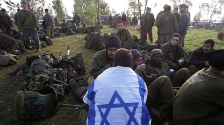 Des soldats de Tsahal.