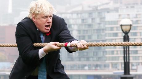 Nomination de Boris Johnson : à rire ou à pleurer ?