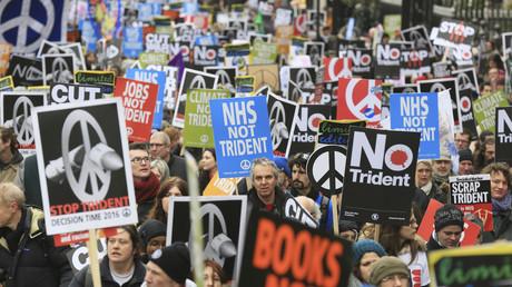 Royaume-Uni : le parlement dit «Oui !» au renouvellement de l'armement nucléaire
