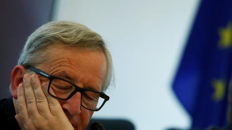 Jean-Claude Juncker, président de la Сommission européenne