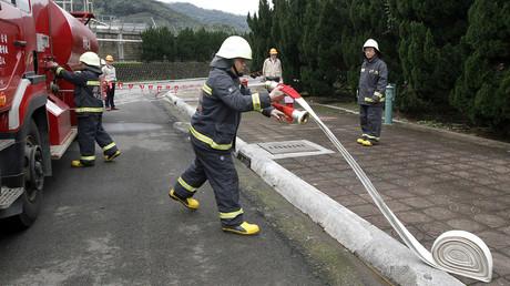 26 morts dans un accident de bus de touristes à Taïwan