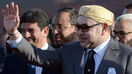 Le roi du Maroc Mohammed VI