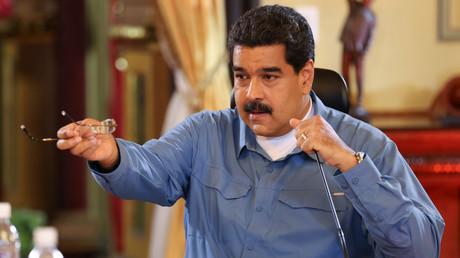 Le président vénézuélien Nicolas Maduro pointe régulièrement du doigt les supposées intentions américaines de déstabiliser son gouvernement