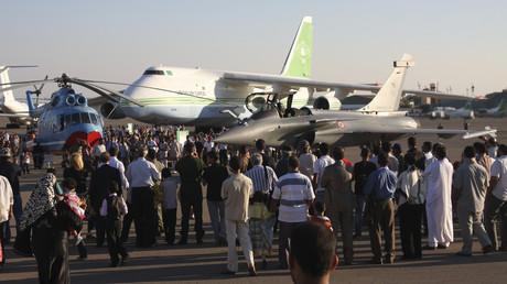 Après l'opération de 2011, l'armée française a fait son retour en Libye