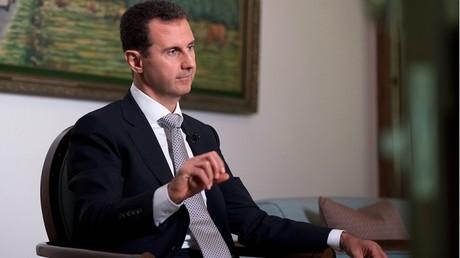 Le président syrien était de passage à Cuba