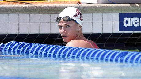 La nageuse russe Yulia Efimova