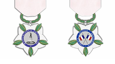 La médaille nationale de reconnaissance aux victimes du terrorisme