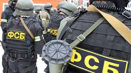 Des forces de sécurité russes