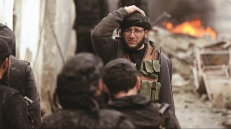 Des combattants du Front al-Nosra à Alep