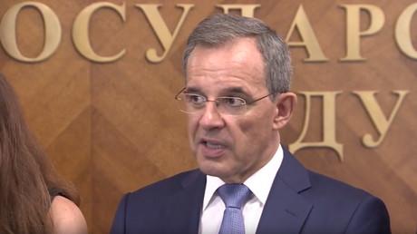 Thierry Mariani à Moscou : «Certains Européens méritent la palme des faux-culs»