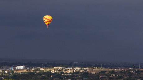 Une montgolfière s'écrase au Texas avec 16 personnes à bord, aucun survivant (VIDEO)