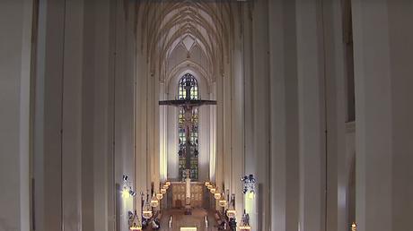 Cérémonie commémorative aux victimes de la fusillade à Munich
