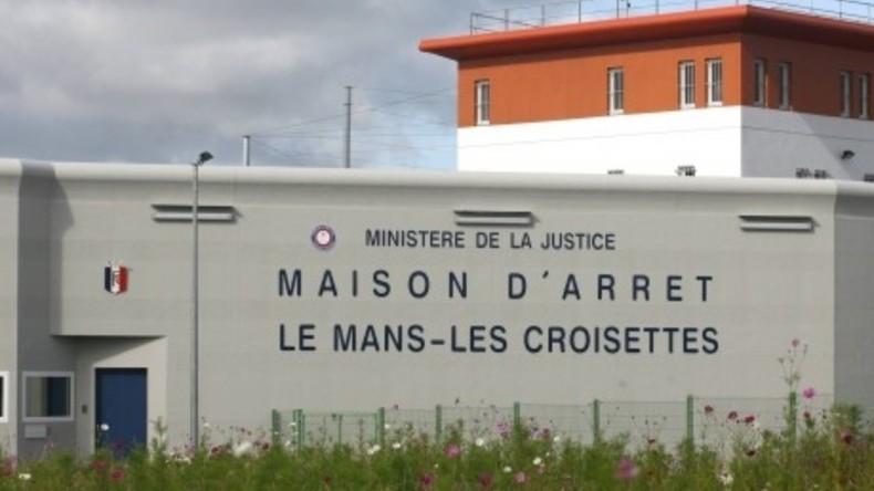 La maison d'arrêt Le Mans les Croisettes