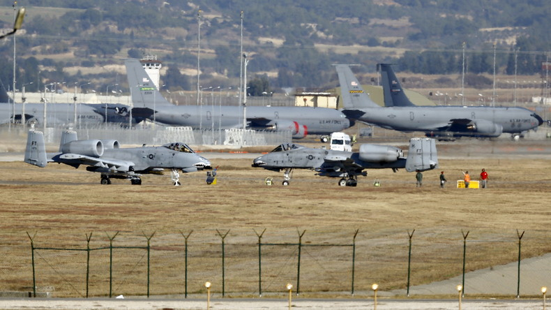 La base d'Incirlik, en Turquie