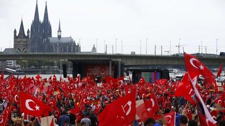 La Turquie convoque le chargé d'affaires allemand après la manifestation de Cologne