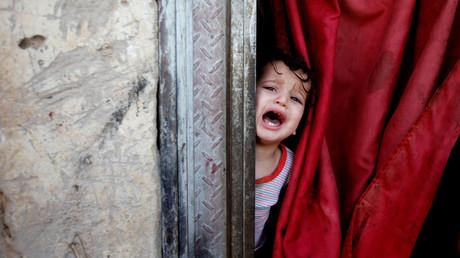 Un enfant yéménite