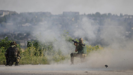Face aux provocations de Kiev, l'est de l'Ukraine redoute une reprise des hostilités