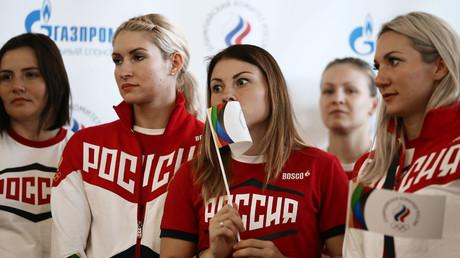 Les athlètes olympiques russes disqualifiés à cause des «dires d'un informateur», pas du dopage