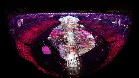 JO 2016 : l'écologie à l'honneur de la cérémonie d'ouverture à Rio (PHOTOS)