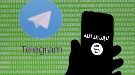 La messagerie Telegram est souvent utilisée par les djihadistes pour communiquer