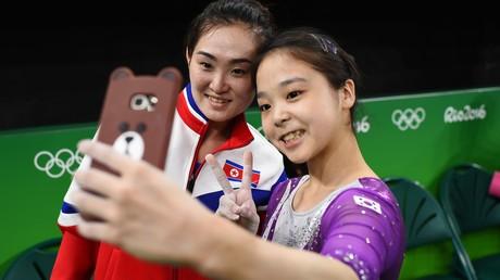 Hong Un Jong et Lee Eun-Ju