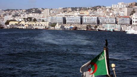 Une vue sur La Baie d'Alger