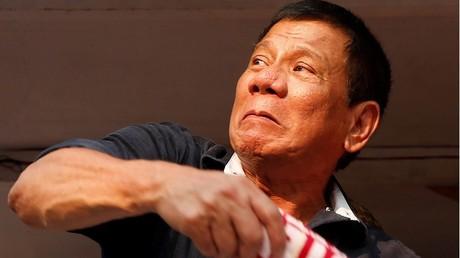 Le président philippin Rodrigo Duterte est réputé pour son langage... fleuri.