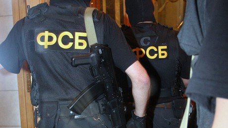 Des officiers du FSB