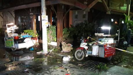 Double attentat dans une station balnéaire de Thaïlande : un mort, 19 blessés dont des étrangers