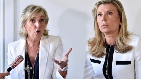 Les avocates de Jacqueline Sauvage
