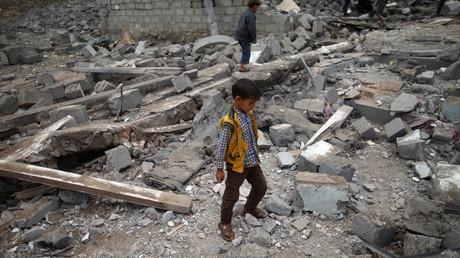 Yémen : la coalition arabe nie avoir bombardé l'école où plusieurs enfants sont morts