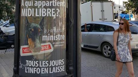 Ménard répond au Midi libre : «En Afrique, on dirait : république bananière»