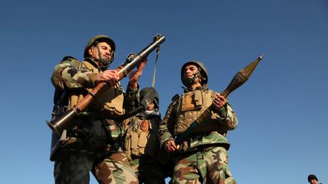 L'Allemagne reprend ses livraisons d'armes aux Kurdes