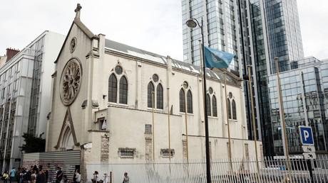 L'église Sainte-RIta
