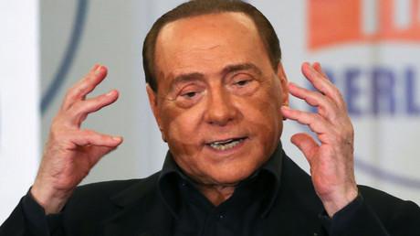 La Fininvest de Berlusconi réclame 570 millions d'euros à Vivendi